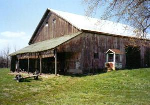 KINDER BARN 1994..SOUTH EAST VIEW